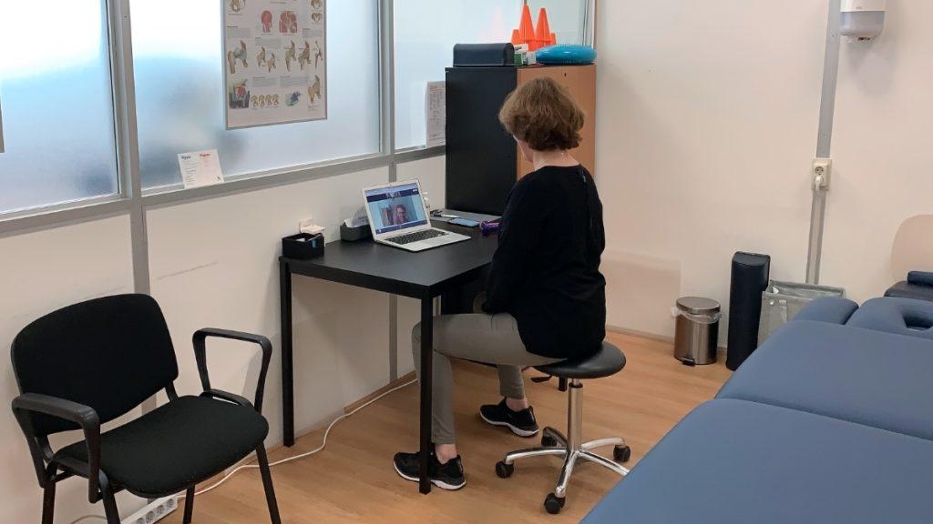 De Zorgpraktijk Fysiotherapie Online Fysiotherapie Wassenaar