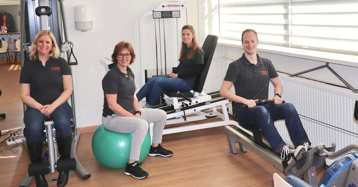 Fysiotherapeuten de Zorgpraktijk Wassenaar